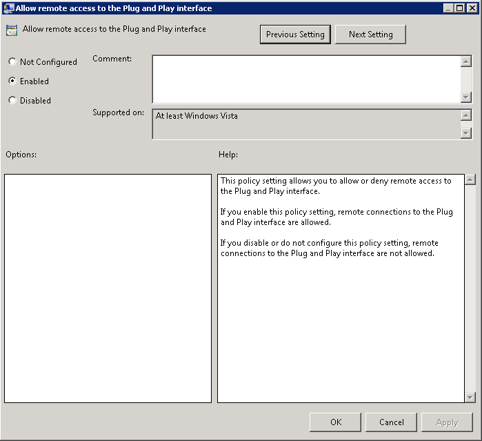 Using Device Manager Remotely
